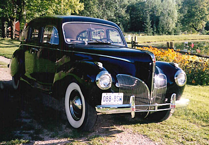 1941 Lincoln Zephyr for sale 100792133