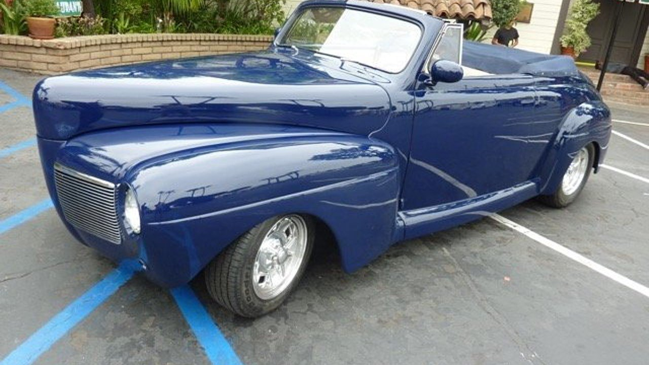 1941 Mercury Other Mercury Models for sale 101004280