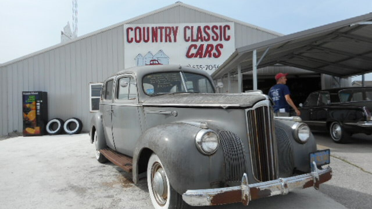 1941 Packard Other Packard Models for sale near Staunton, Illinois ...
