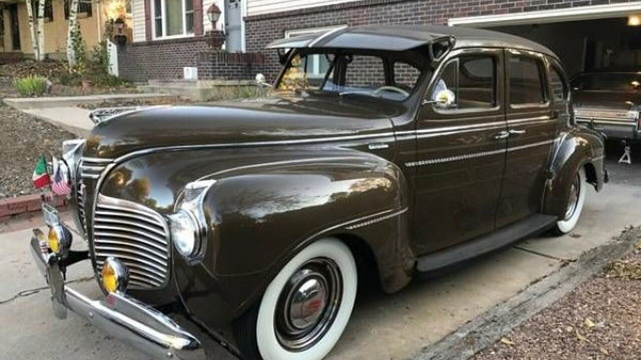 1941 Plymouth Deluxe for sale 100916201