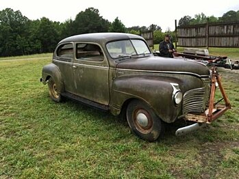 1941 Plymouth Other Plymouth Models for sale 100823230