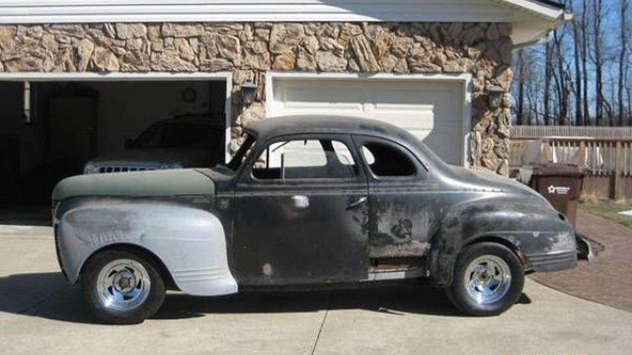 1941 Plymouth Other Models Classics For Sale On 2 Door Sedan 100854195