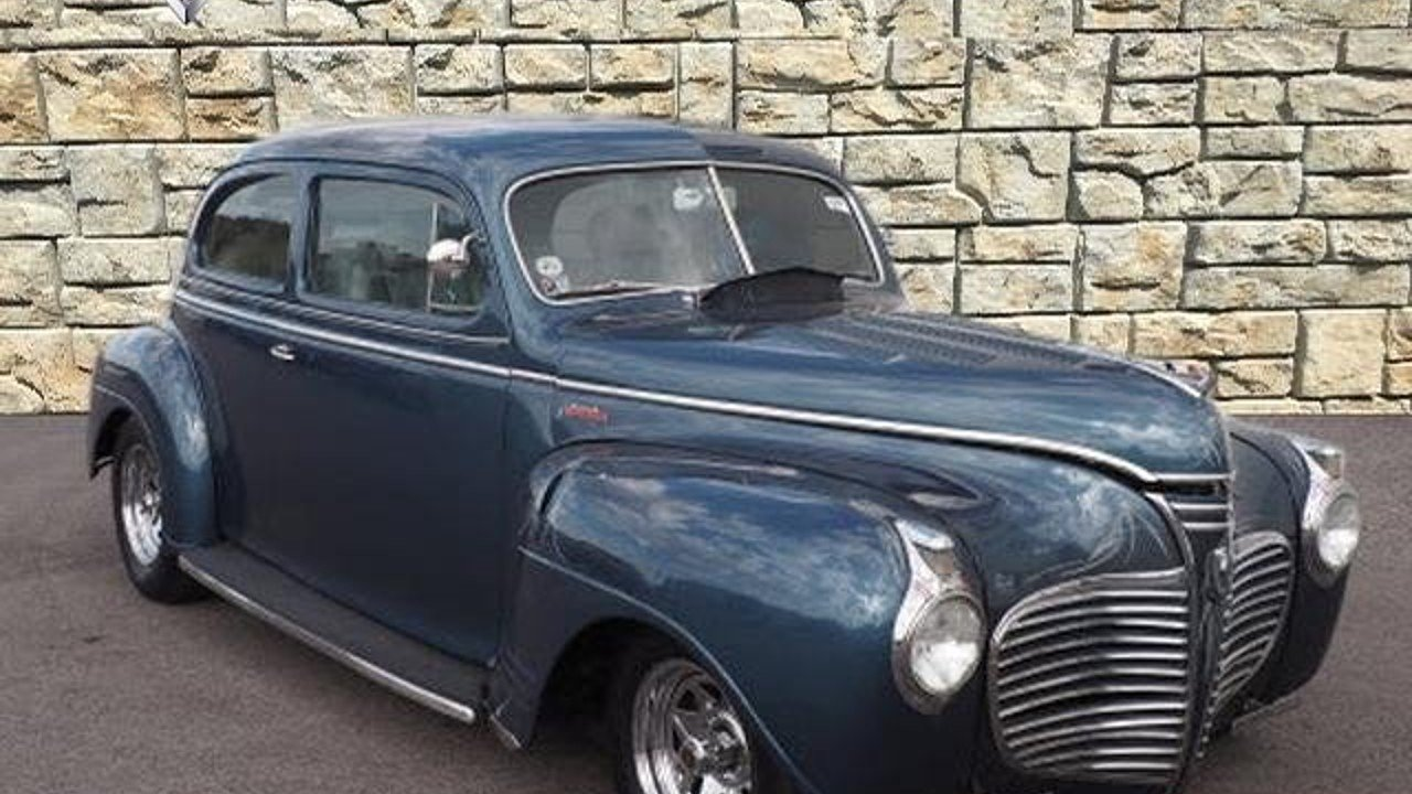 1947 Plymouth Special Deluxe Image 1 Of 10 Cars And Trucks 1941 4 Door Other Models