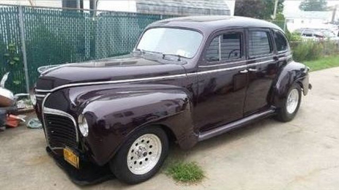 1941 Plymouth Other Plymouth Models for sale 100956588