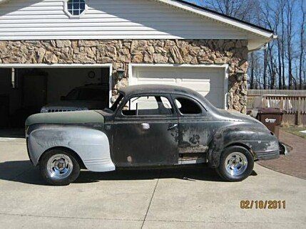 1941 Plymouth Other Plymouth Models for sale 100854195