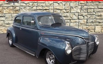 1941 Plymouth Other Plymouth Models for sale 100913581