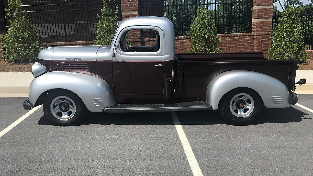 1941 Plymouth Truck Parts 20 Years Tipos De Cancer Business Coupe Pt Trucks For Sale 100777133