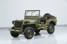 1941 Willys Other Willys Models for sale 100836355