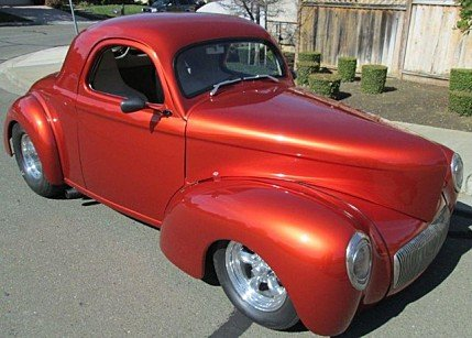 1941 Willys Other Willys Models for sale 100845723