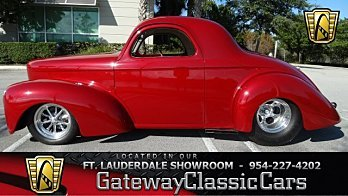 1941 Willys Other Willys Models for sale 100963979