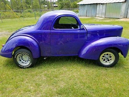 1941 Willys Other Willys Models for sale 100889084