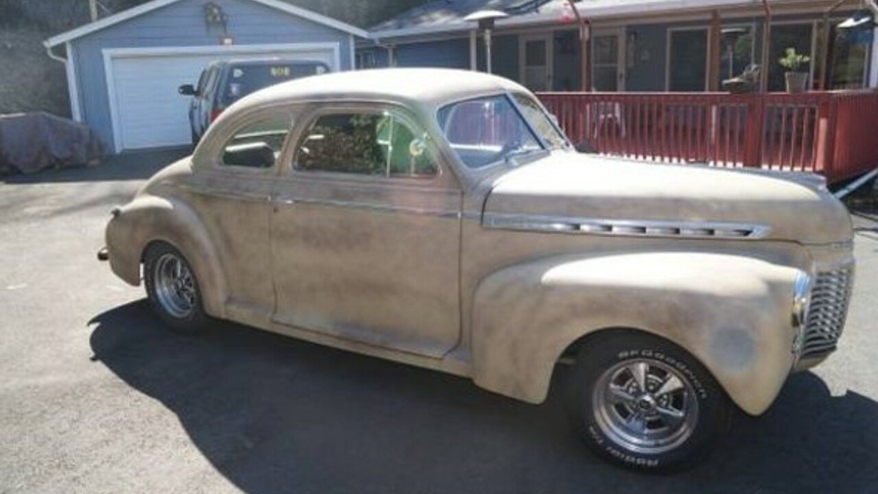 1941 chevrolet Special Deluxe for sale 100981795