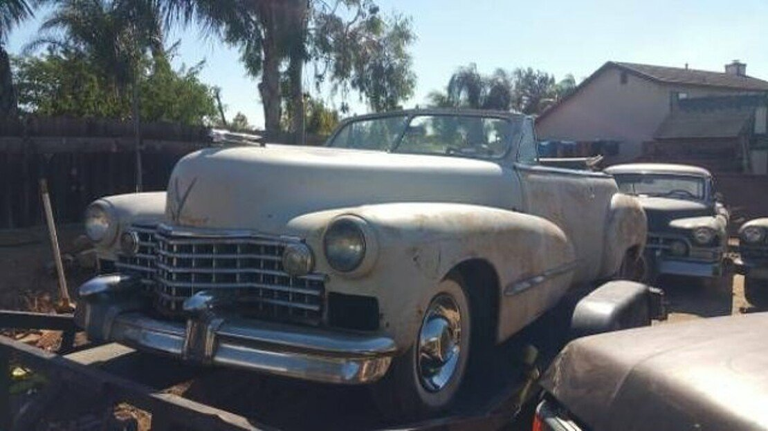 1942 Cadillac Other Cadillac Models for sale 101017440