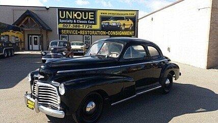 Classic Chevrolet Fleetlines For Sale Autotrader Classics