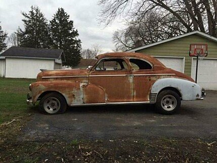1942 Chevrolet Master Deluxe for sale 100802125