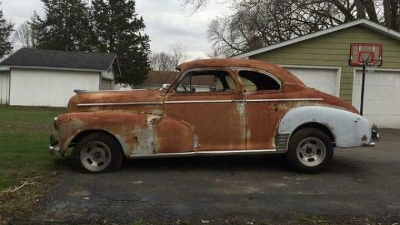 1942 Chevrolet Master Deluxe for sale 100823203