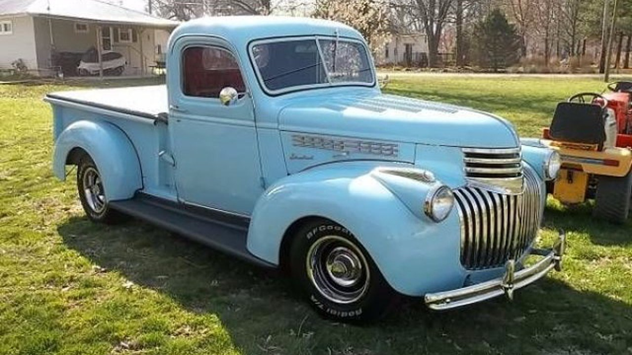 1942 Chevrolet Other Chevrolet Models for sale near Cadillac ...