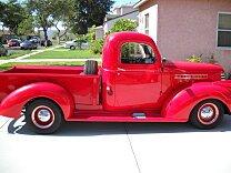 1942 Chevrolet Pickup for sale 100730022