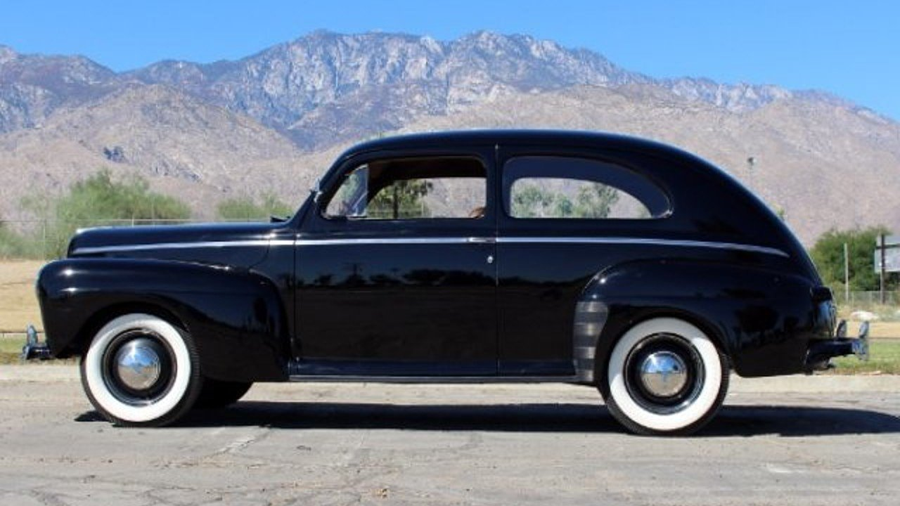 1942 Ford Deluxe for sale 100914223