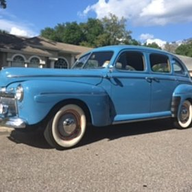 1942 Ford Super Deluxe for sale 100832027