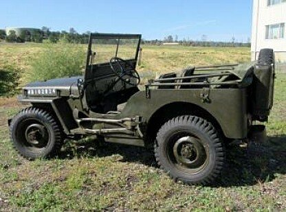 1942 Willys Other Willys Models for sale 100769175