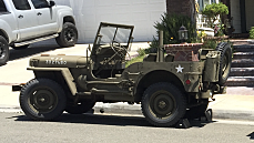 1942 Willys Other Willys Models for sale 101025436