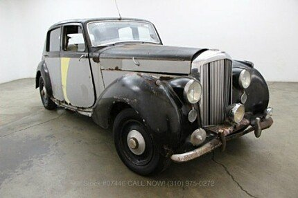 1946 Bentley Mark VI for sale 100830577