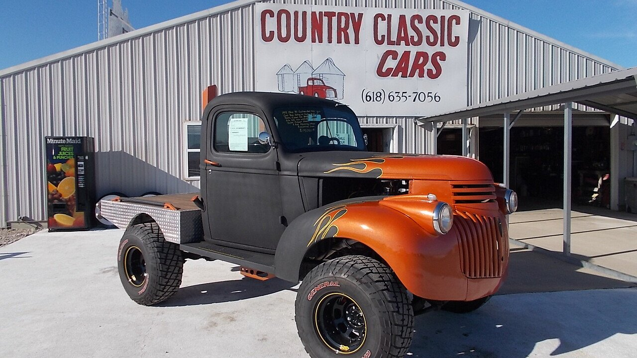 1946 Chevrolet Pickup for sale 100753038