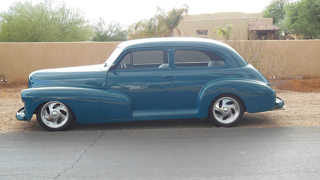 1946 Chevrolet Stylemaster for sale 100884855