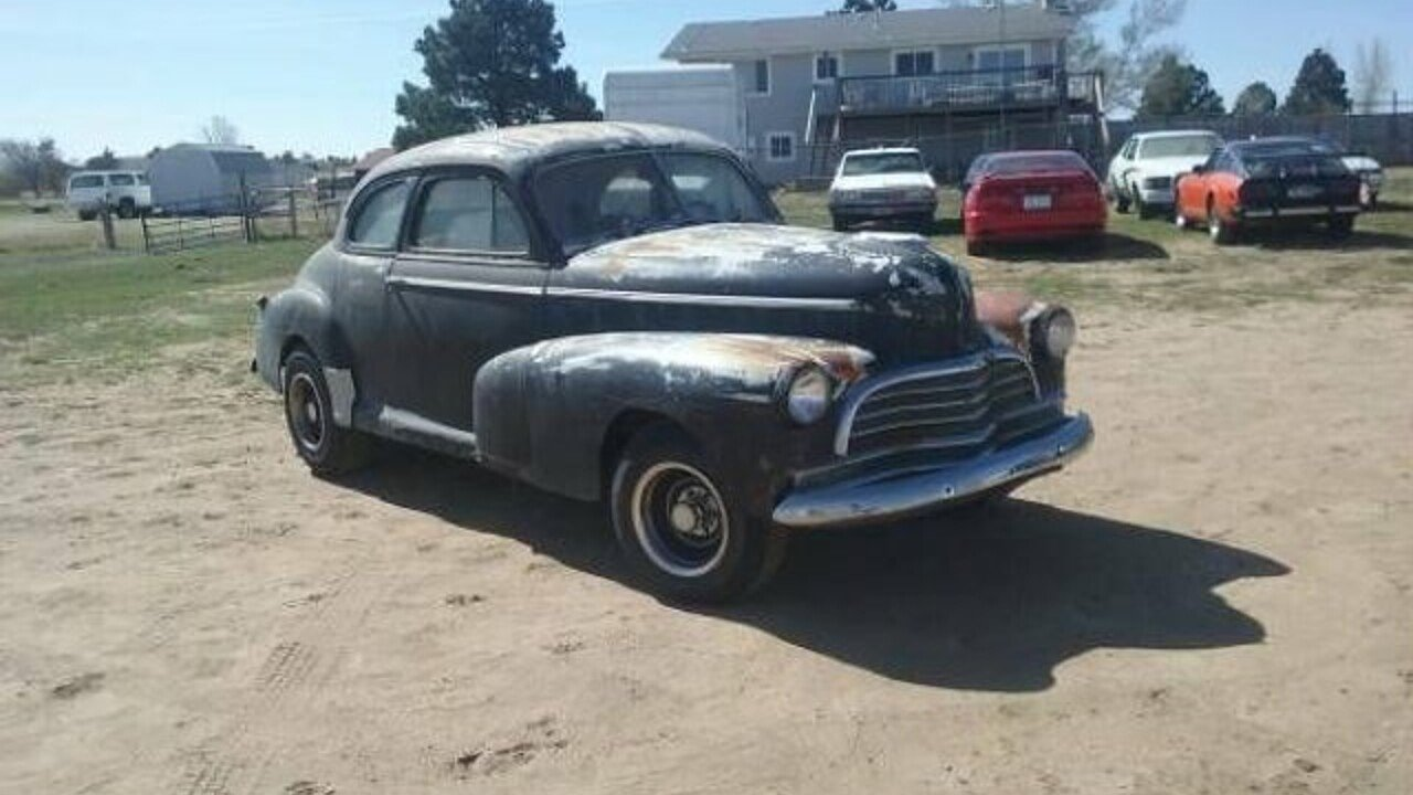 1946 Chevrolet Stylemaster for sale 100974826