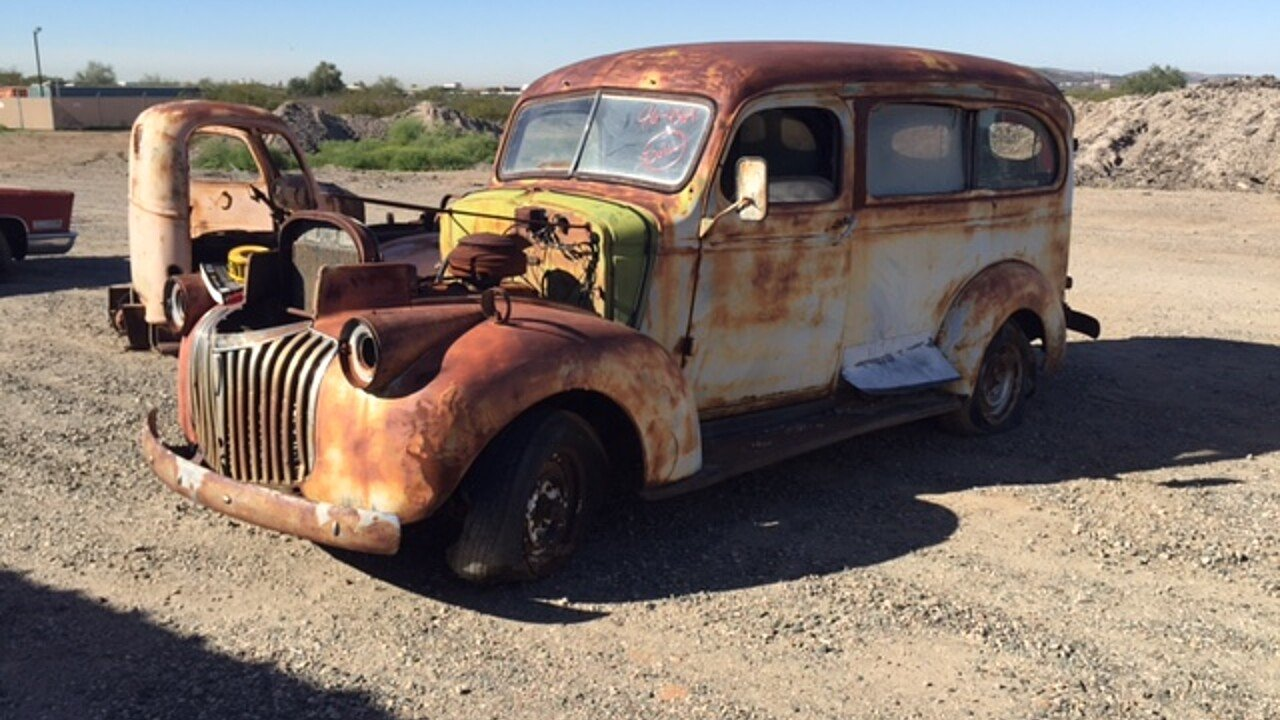 1946 Chevrolet Suburban for sale near Phoenix, Arizona 85085 ...