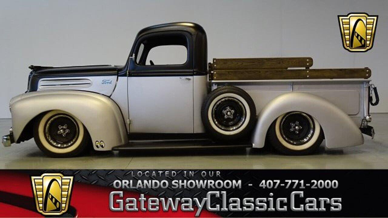 1946 Ford Pickup for sale near O Fallon, Illinois 62269 - Classics ...