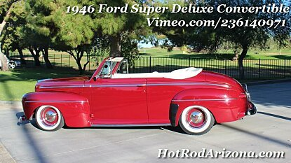 1946 Ford Super Deluxe for sale 100957730