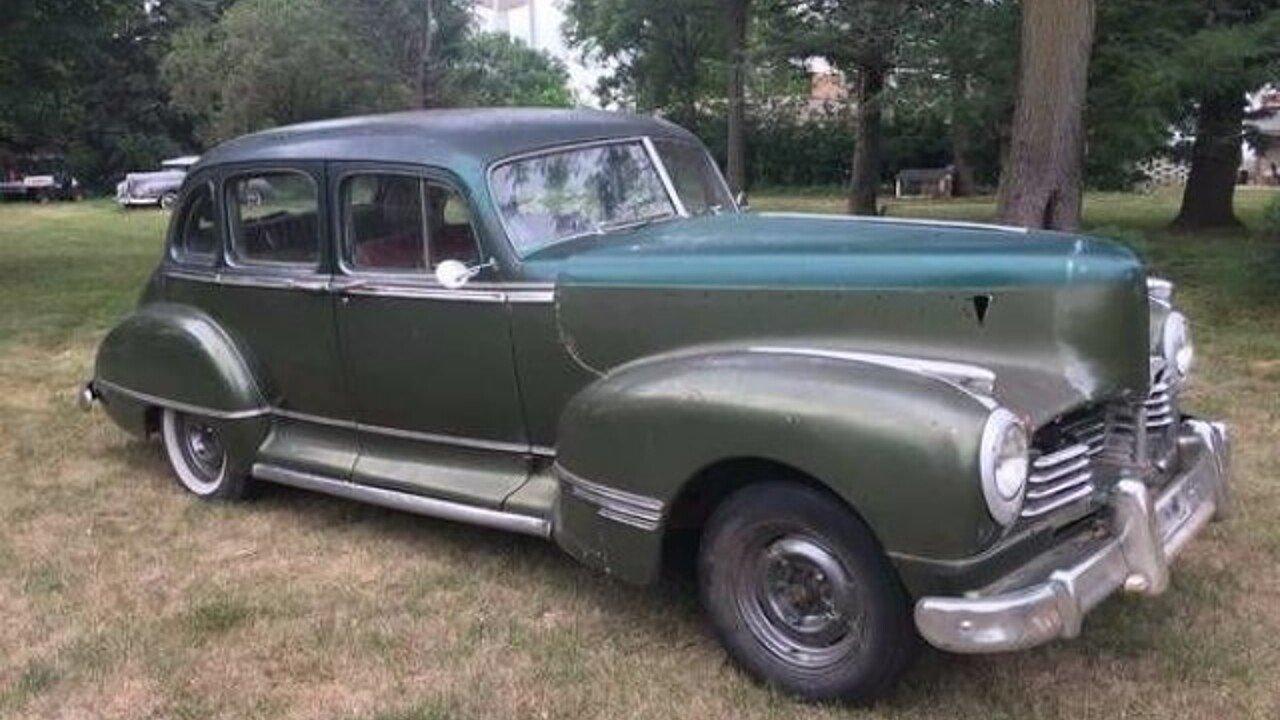 1946 Hudson Commodore for sale near Cadillac, Michigan 49601 ...