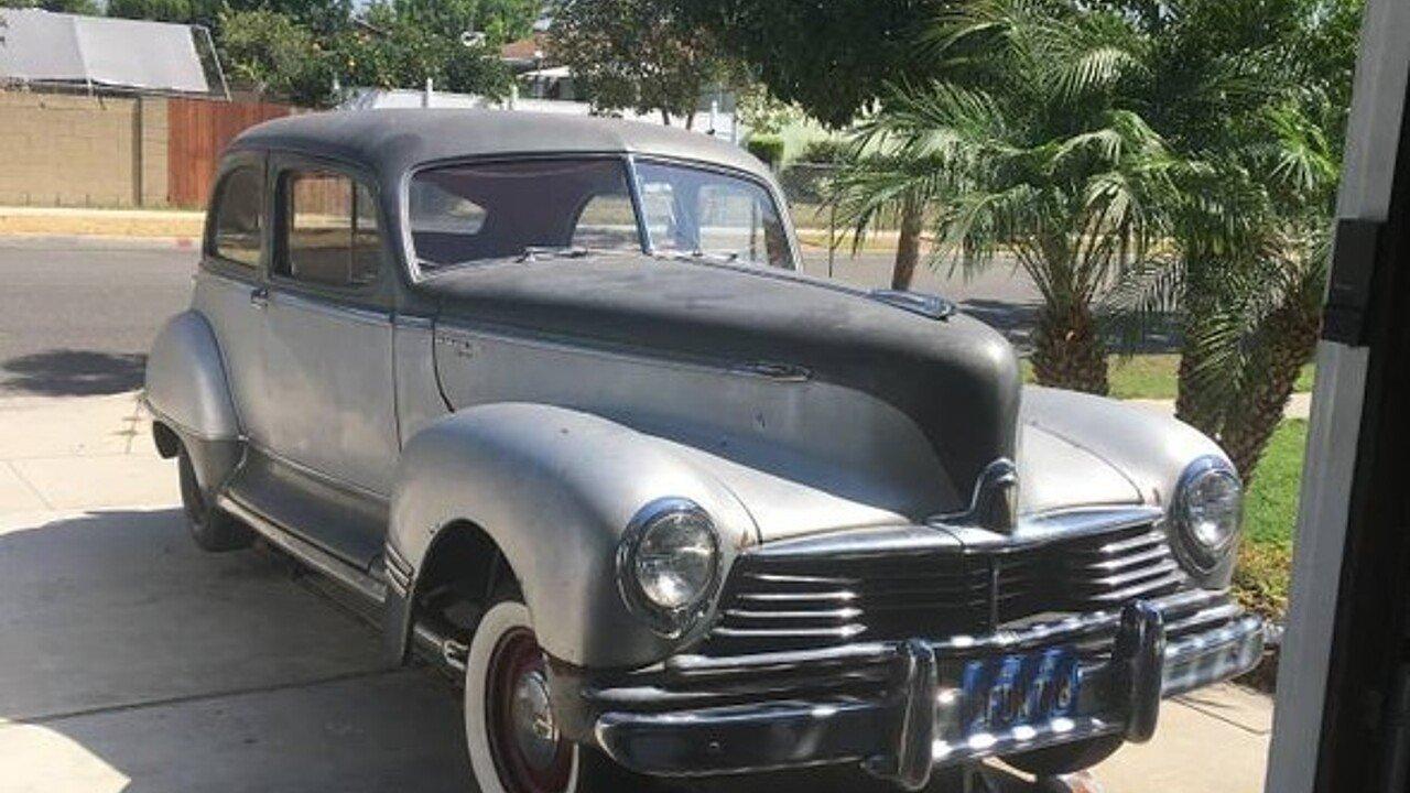 1946 Hudson Commodore for sale near LAS VEGAS, Nevada 89119 ...