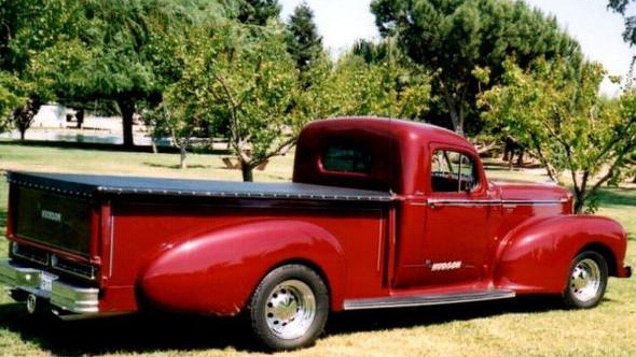1946 hudson pickup for sale near las vegas nevada 89119 classics on autotrader. Black Bedroom Furniture Sets. Home Design Ideas