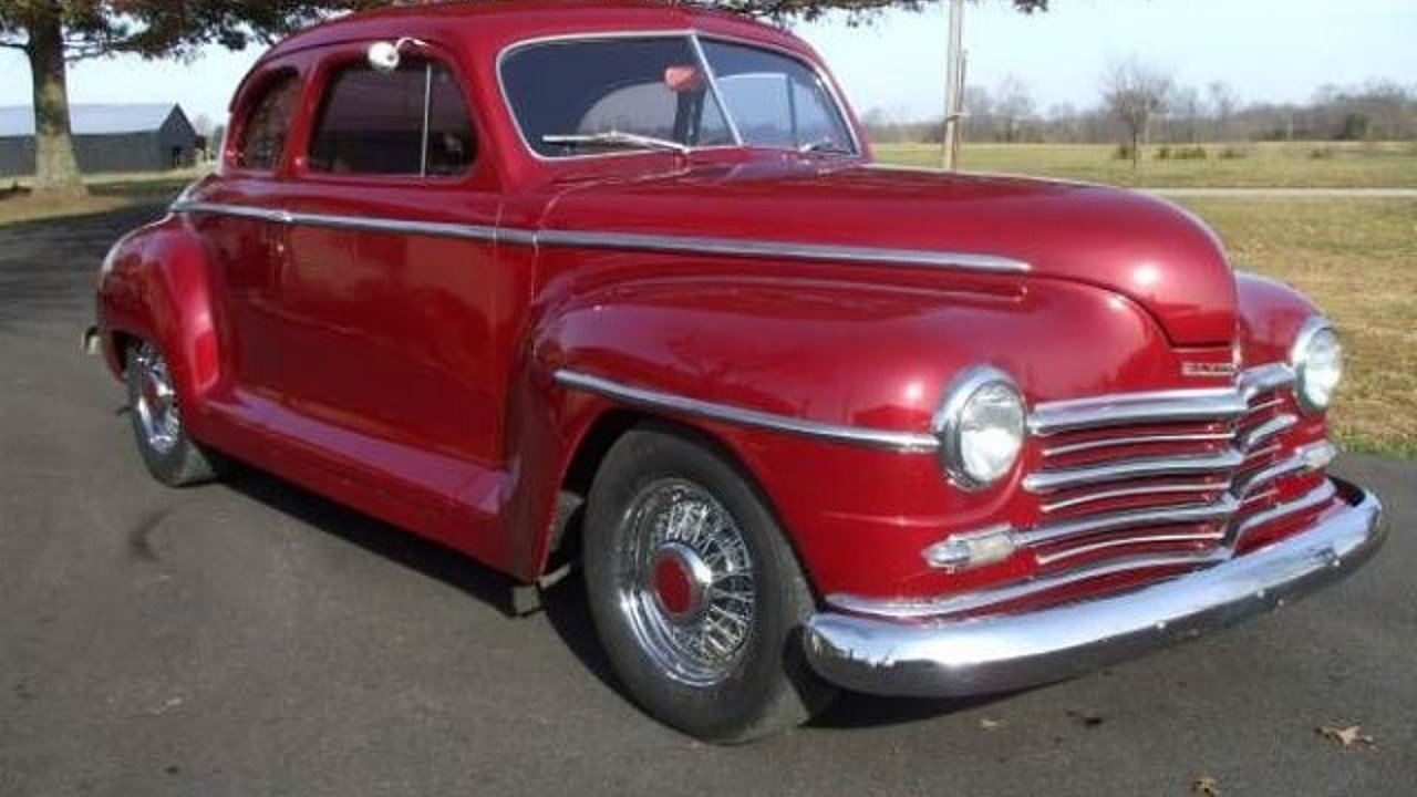 1946 Plymouth Special Deluxe for sale 100846166