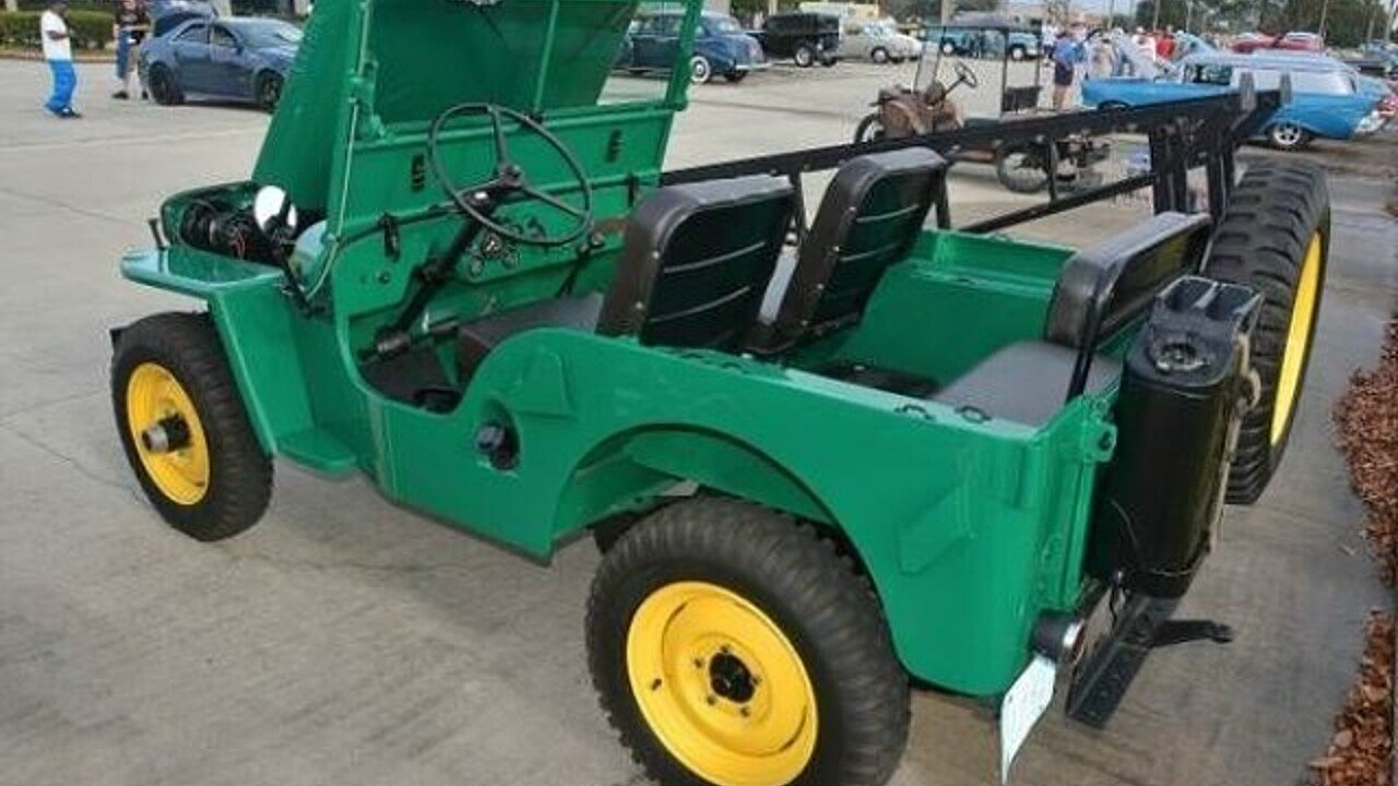 1946 Willys CJ-2A for sale 100823673