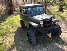 1946 Willys CJ-2A for sale 100974345