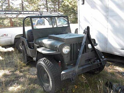 1946 Willys Other Willys Models for sale 100874432