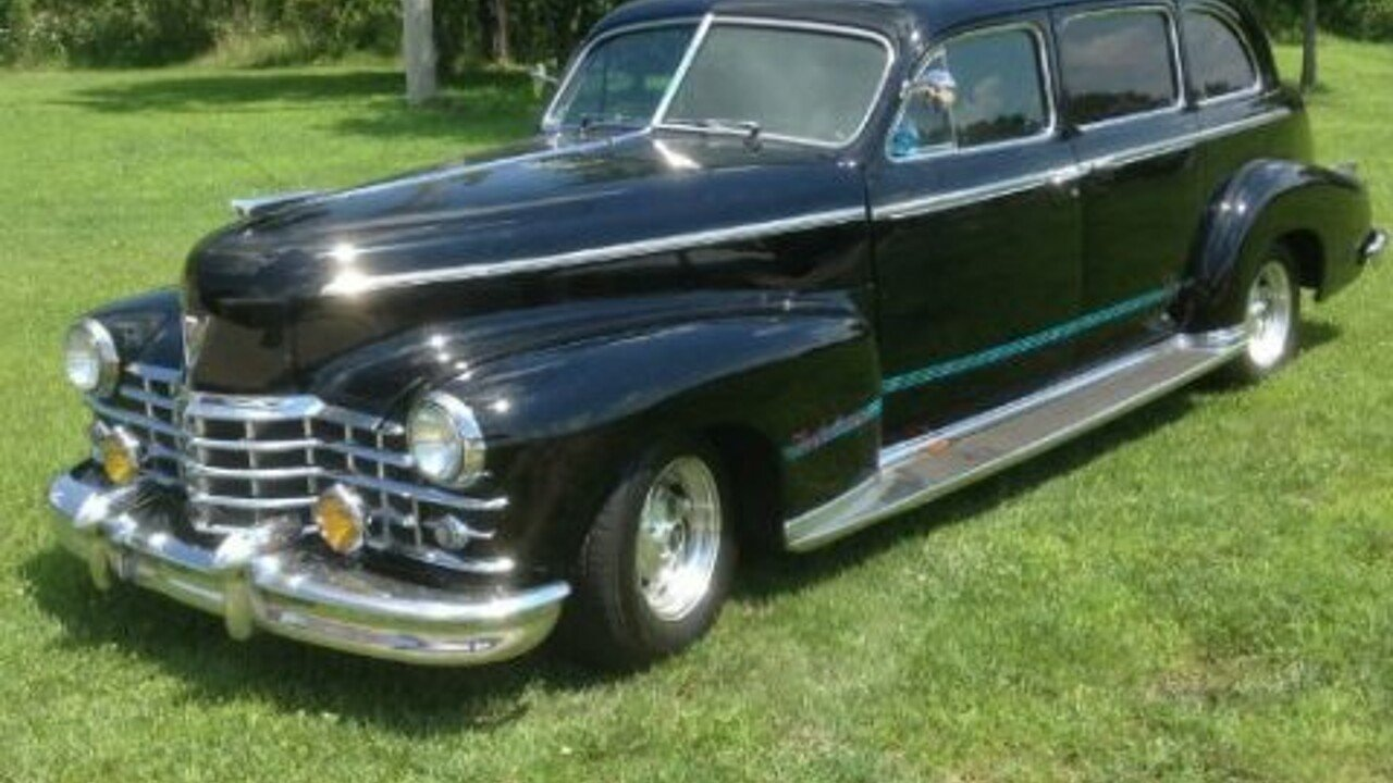 1947 Cadillac Fleetwood for sale 100940815