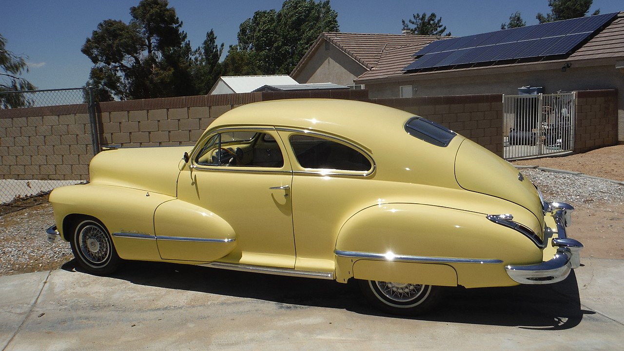 1947 Cadillac Series 62 for sale near Apple Valley, California ...