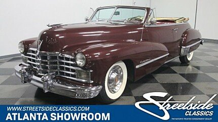 1947 Cadillac Series 62 for sale 101011520