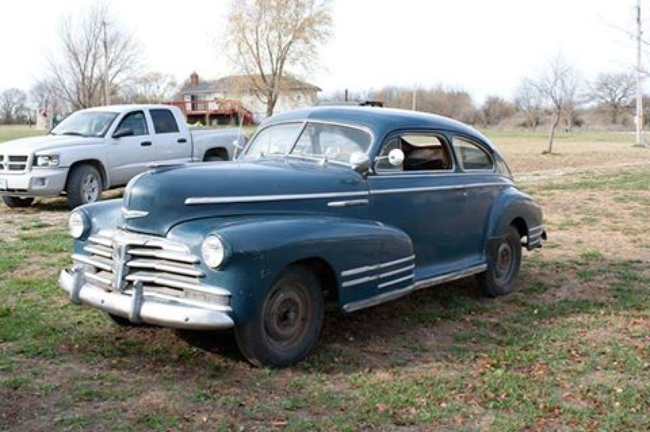 Used Car Auctions >> 1947 Chevrolet Fleetline for sale near Wilkes Barre, Pennsylvania 18709 - Classics on Autotrader