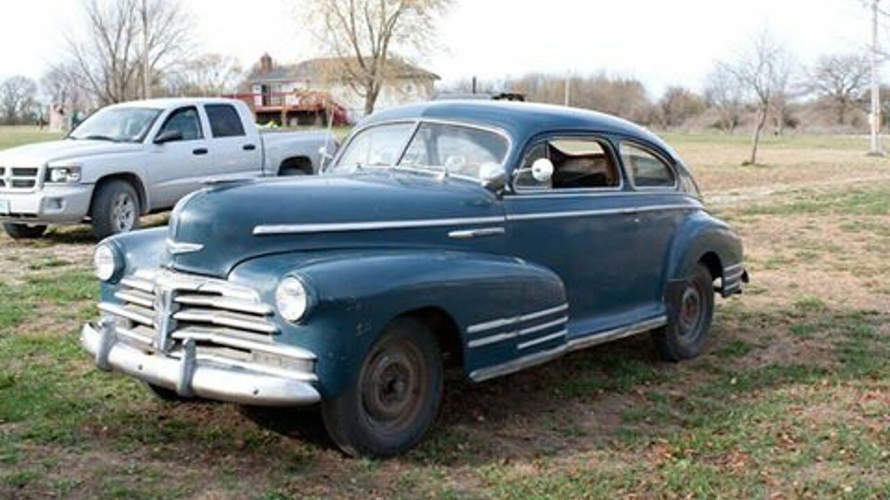 All Chevy 1951 chevrolet fleetline : 1947 Chevrolet Fleetline Classics for Sale - Classics on Autotrader