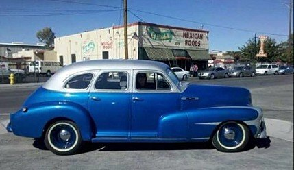 1947 Chevrolet Fleetline for sale 100915980