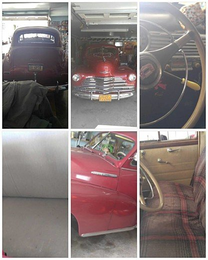 1947 Chevrolet Stylemaster for sale 100901276