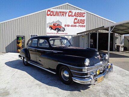 1947 Chrysler Royal for sale 100984232
