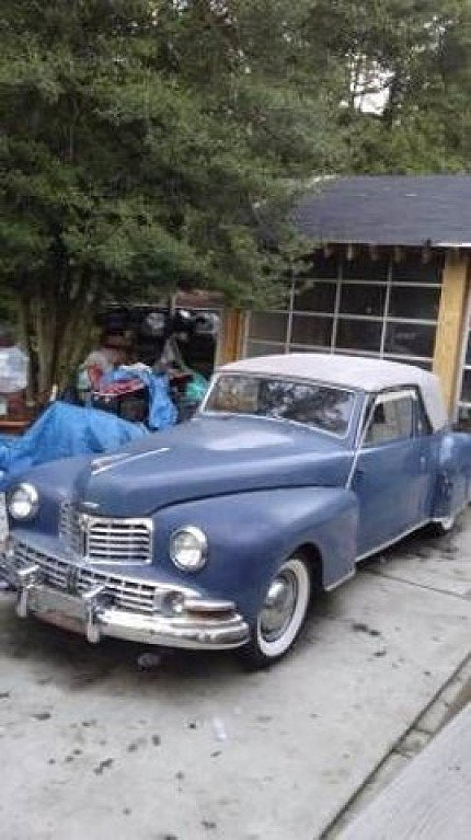 1947 Lincoln Continental for sale 100823649