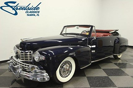 1947 Lincoln Continental for sale 100980726